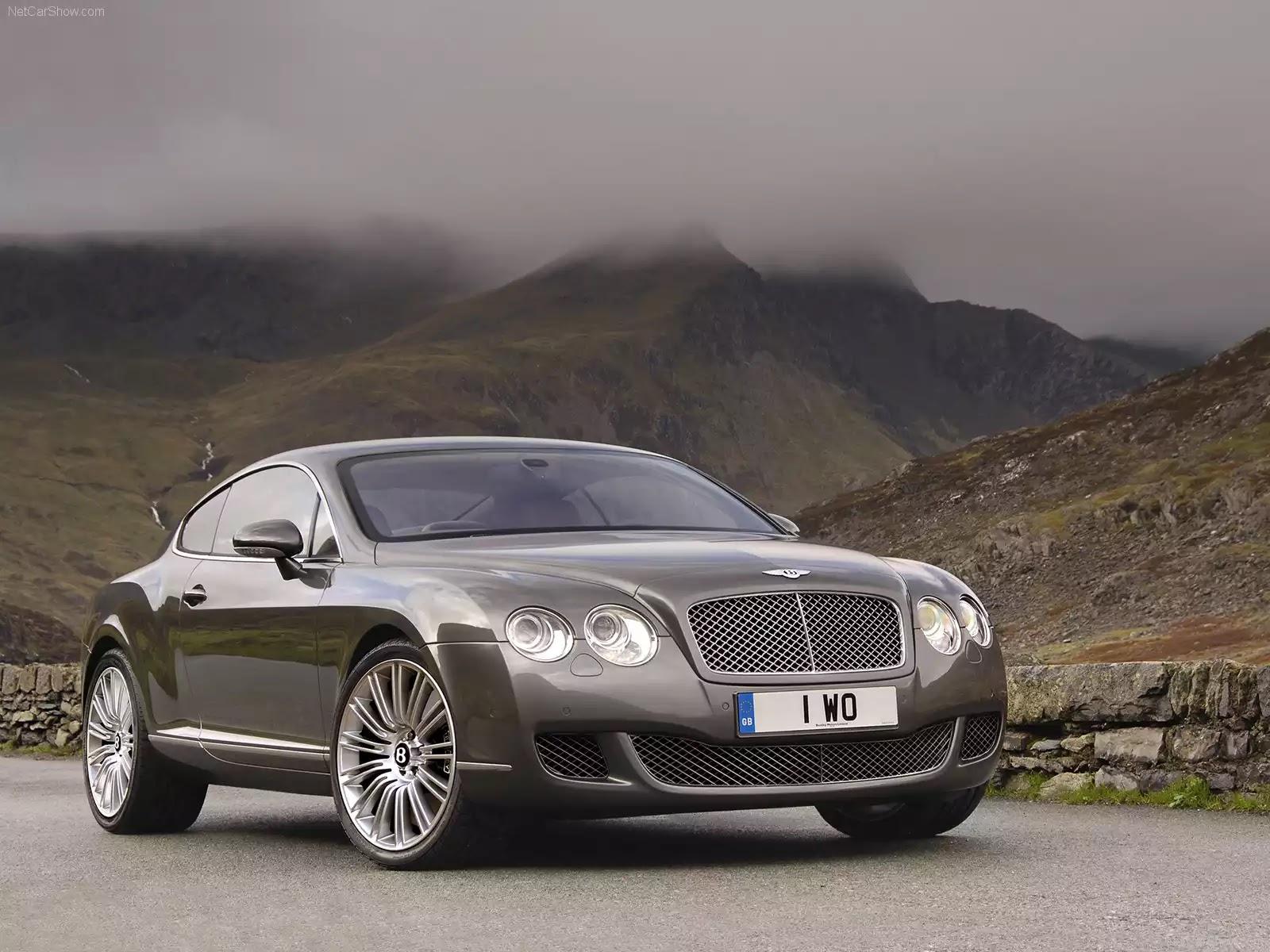 Hình ảnh xe ô tô Bentley Continental GT Speed 2008 & nội ngoại thất
