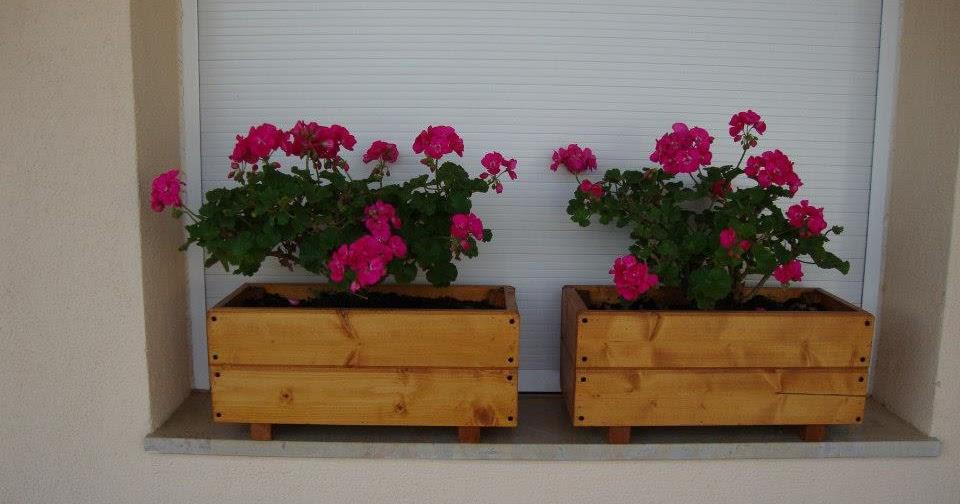 Jardineras de madera jardineras economicas for Jardineras de hormigon baratas