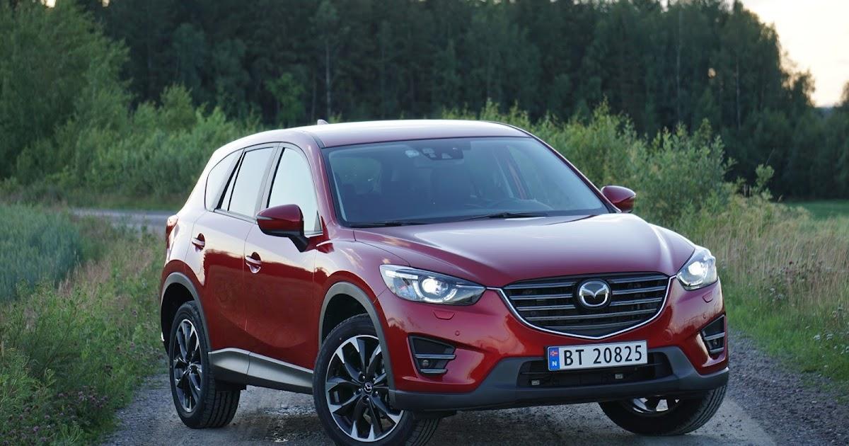 Bil og Motorbloggen: Test: Mazda CX-5 Optimum 2.5 bensin 192 hk