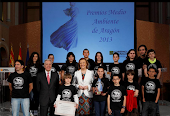 EL CUARTO HOCICO, PREMIO MEDIO AMBIENTE DE ARAGÓN 2013