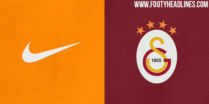 Galatasaray 16 17 Home And Away Kit Info Leaked Footy