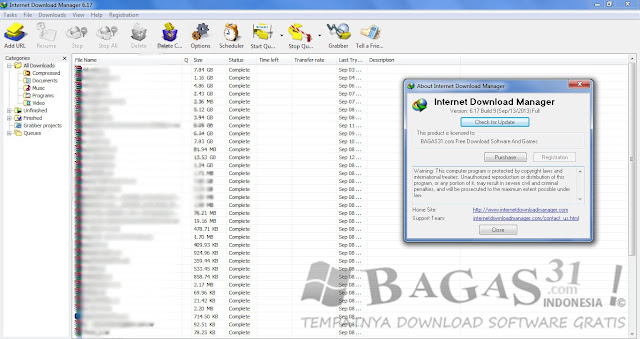 Internet Download Manager 6.17 Build 9 Full Patch 2