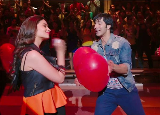 Varun Dhawan & Alia Bhatt in Humpty Sharma Ki Dulhaniya HD Wallpapers