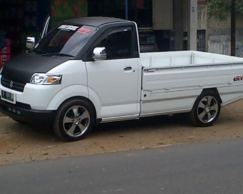modifikasi mobil pick up apv