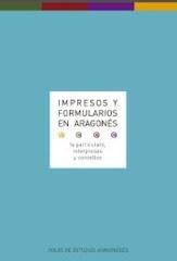 Formularios en aragonés