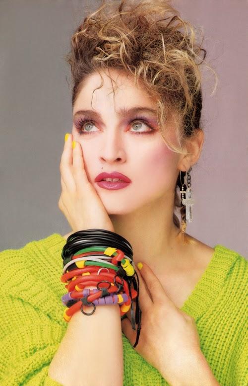 Madonna by Eric Watson
