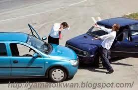 Dengan Asuransi anda tidak perlu  berselisih dengan orang lain