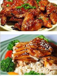 Resep Sahur Praktis Ayam Teriyaki
