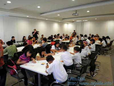 2011 World Book & Copyright Day @ UP TechnoHub 3