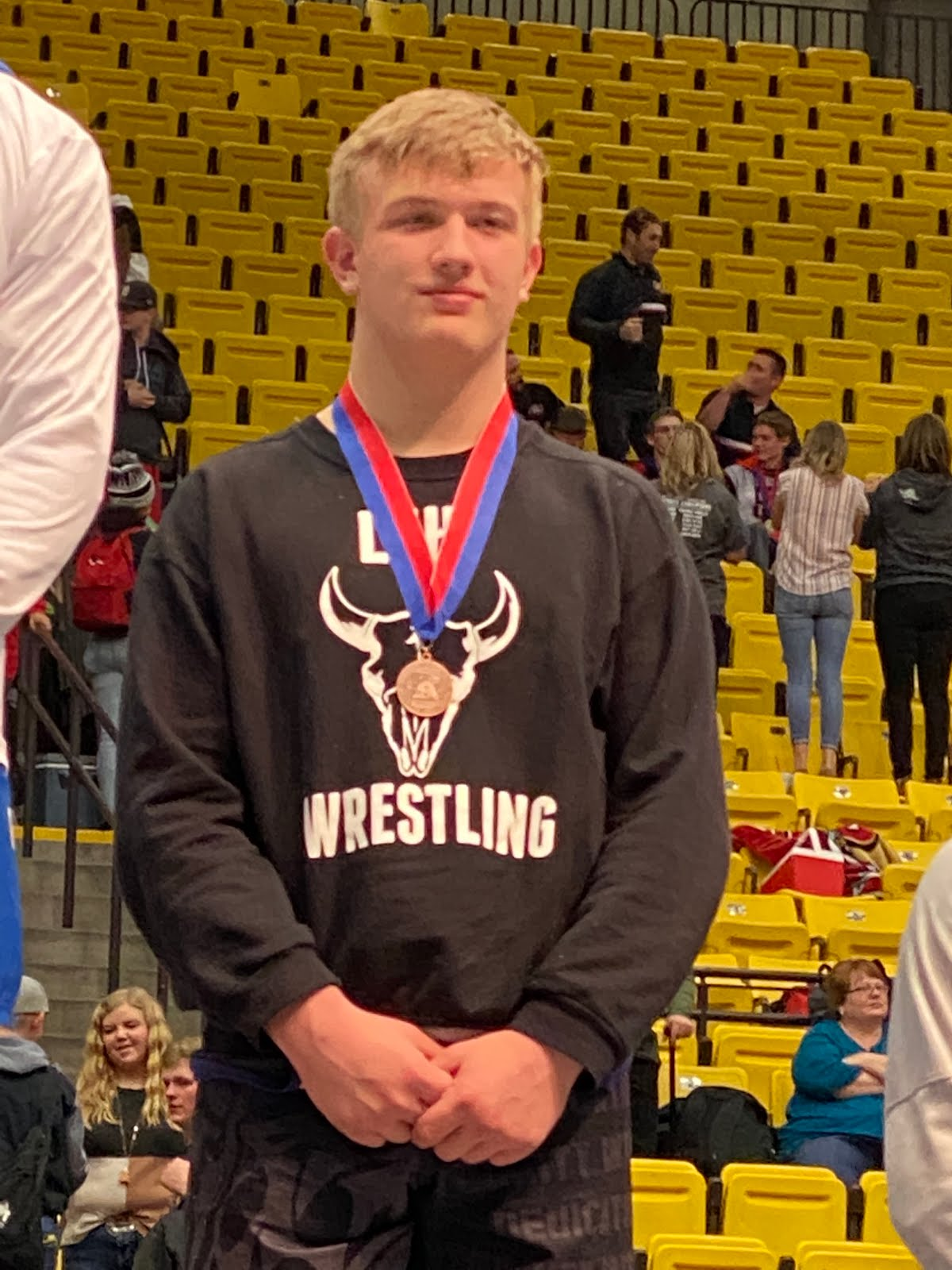 5A 220 – Harrington Ray placed 4th