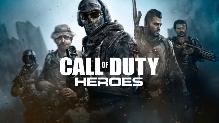 Call of Duty Heroes Android Hileli MOD APK İndir - androidliyim.com