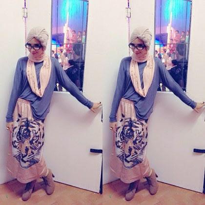 model jilbab zaskia