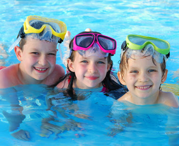 Swimming with Kids