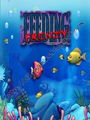 Free Download Games - Feeding Frenzy