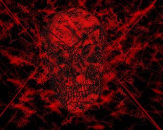 From The Dark Dark Gothic Wallpaper