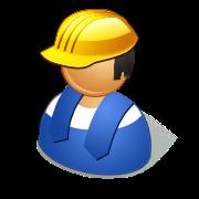 パワポマン(建設作業員)