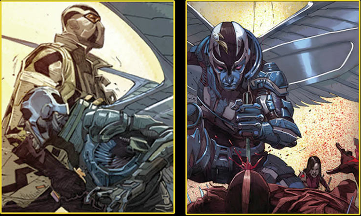 The Reading Gamers: Fantomex And Archangel Go One On One