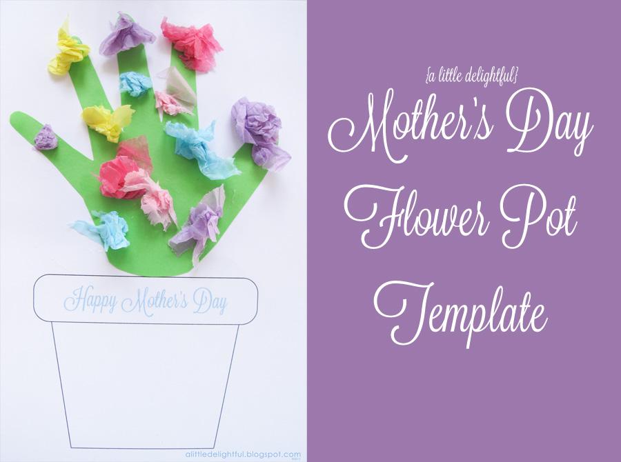Flower Pot Mother 39 s Day Flower Pot Crafts
