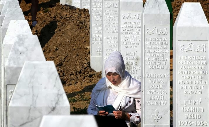 Ziarah Bosnia (foto WorldBulletin)