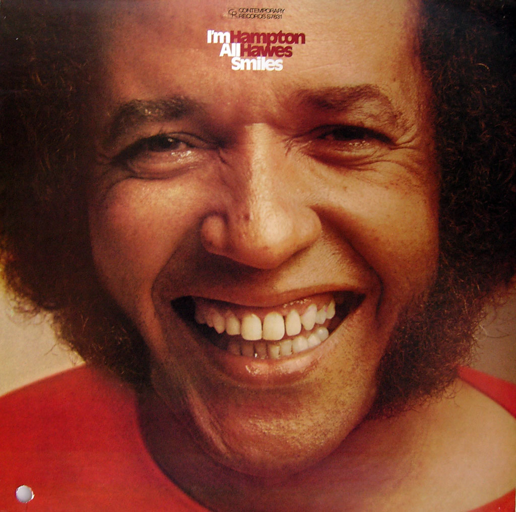 Hampton Hawes Trio Featuring Leroy Vinnegar With Donald Bailey High In The Sky