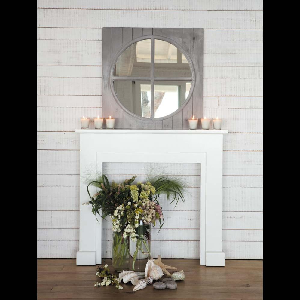 white glam lareiras falsas fake fireplace. Black Bedroom Furniture Sets. Home Design Ideas