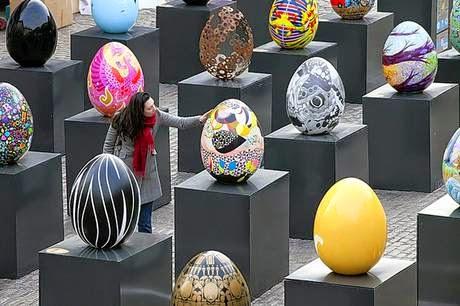 Eggs in order