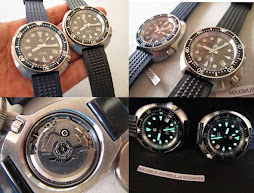 Custom LAMAFA Diver 200m Watch