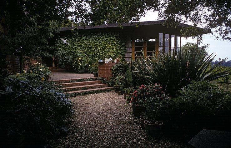 Instant house frank lloyd wright 39 s usonian homes for Frank lloyd wright houses in california
