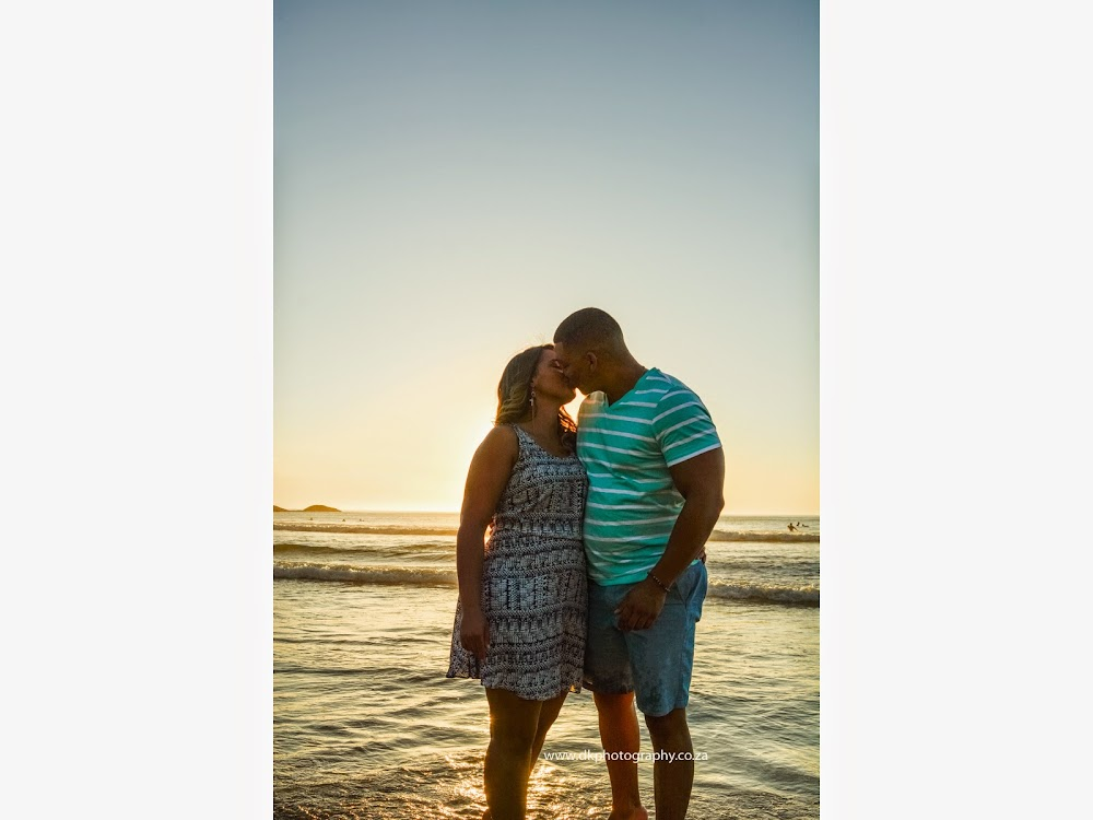 DK Photography LASTWEB-185 Robyn & Angelo's Engagement Shoot on Llandudno Beach { Windhoek to Cape Town }  Cape Town Wedding photographer