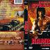 Capa Rambo II A Missão