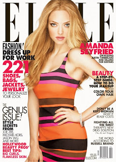 Amanda Seyfried | Elle April 2011
