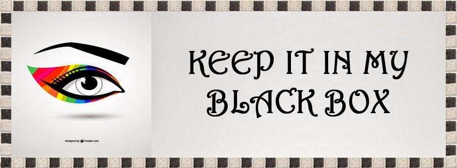 Keep it in my black box - kosmetyczne recenzje