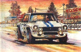 El Torino y su hazaña en Nürburgring.