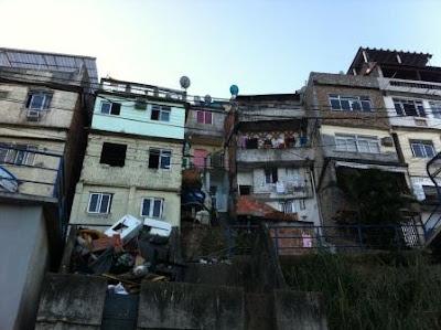 Favela/Foto de Marcelo Migliaccio