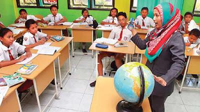 Guru Berprestasi Akan Melahirkan Anak yang Berprestasi