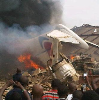Crashed Dana Air suffered a bird strike in 2010