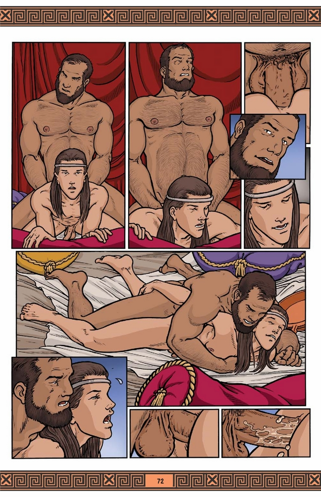 gay mature comics