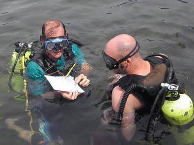 Dive Lake Apoyo