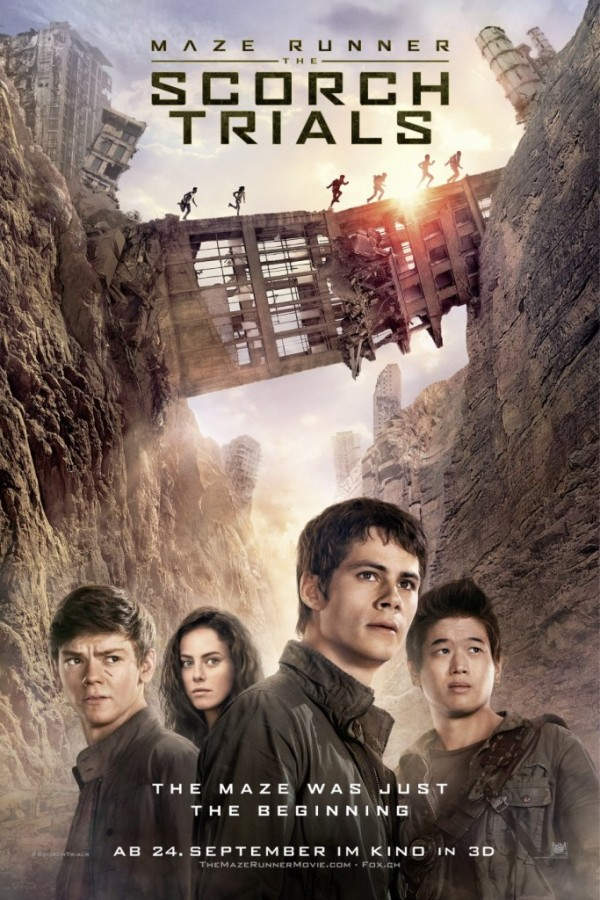 Maze Runner: The Scorch Trials 2015 Online Gratis Subtitrat