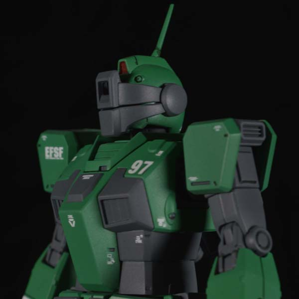 HG RGM-79SC GM Sniper Custom