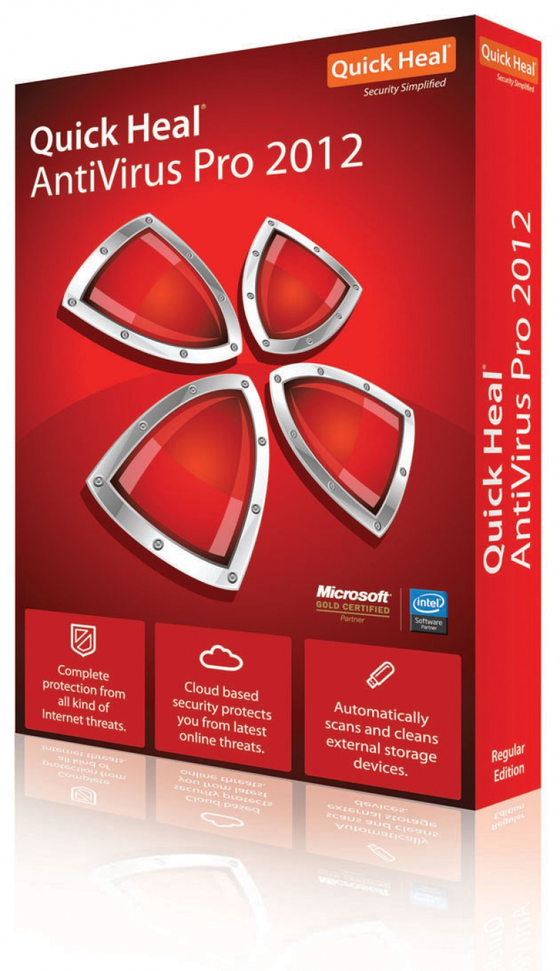 Quick Heal Antivirus Pro (bit) Download ( Latest) for Windows 10 8 7