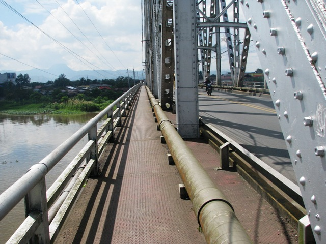 Magsaysay Bridge Butuan City, magsasay bridge butuan, butuan magsaysay bridge, butuan bridge, butuan tourist attraction