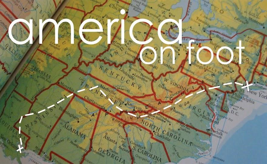 America On Foot