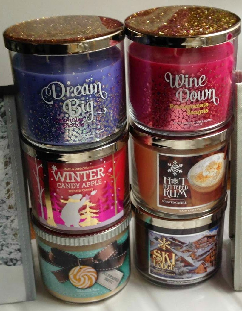 life inside the page bath body works day again sas candles too. Black Bedroom Furniture Sets. Home Design Ideas