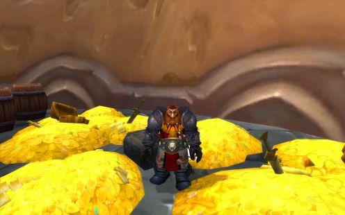 WoW Gold farming addon