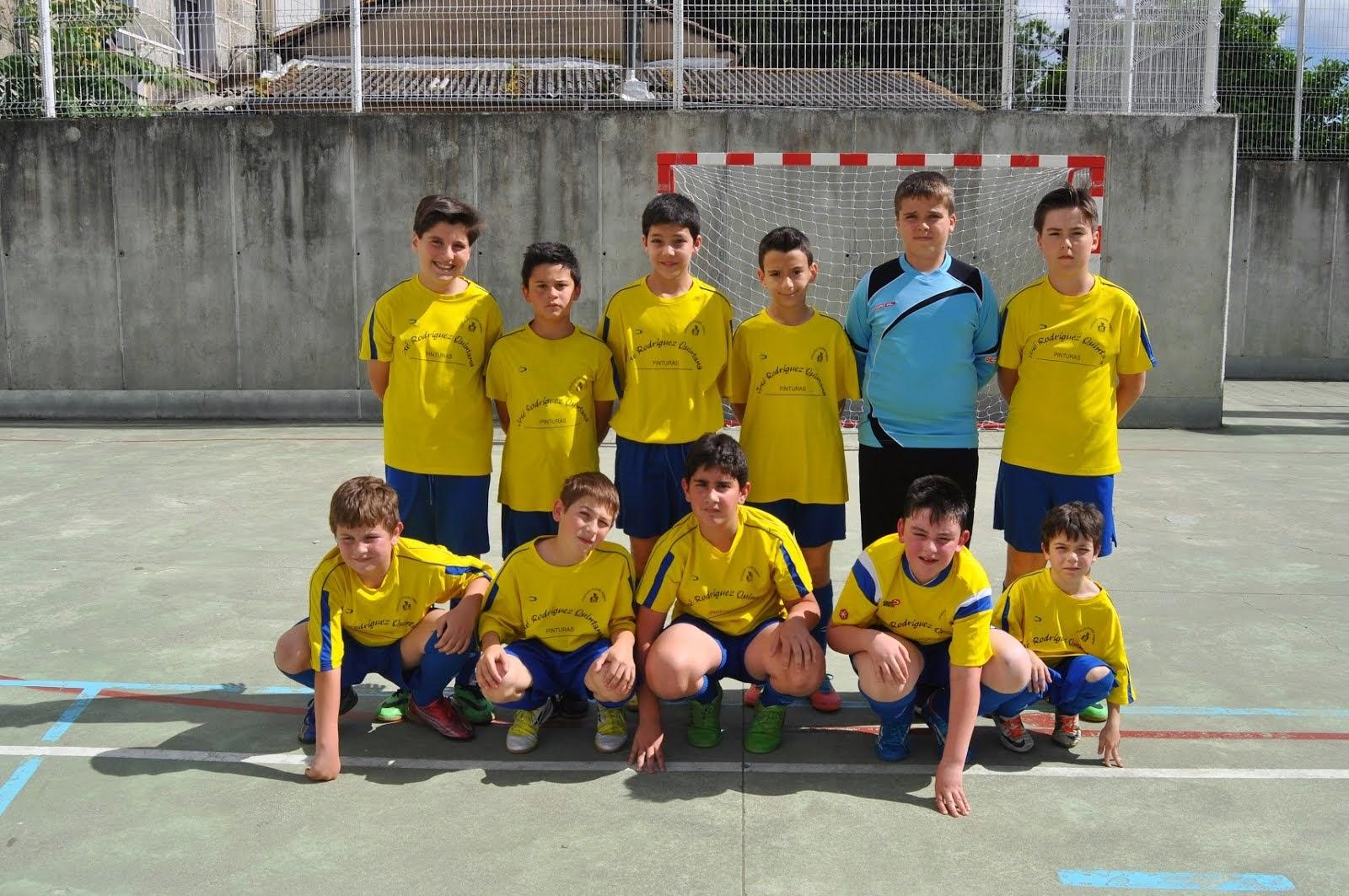 Campeóns de Liga 2014