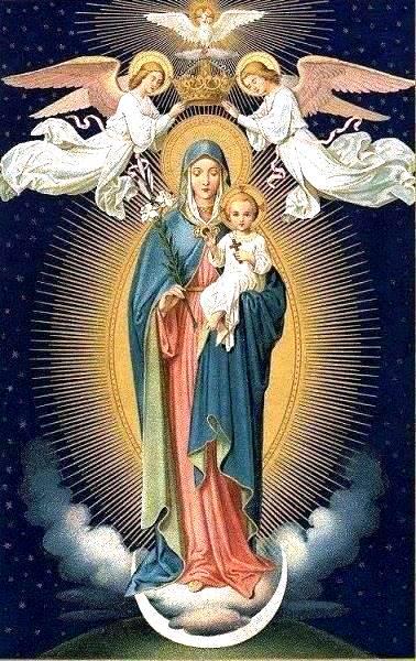 Reina, Señora y Madre (dar clip en la imagen)