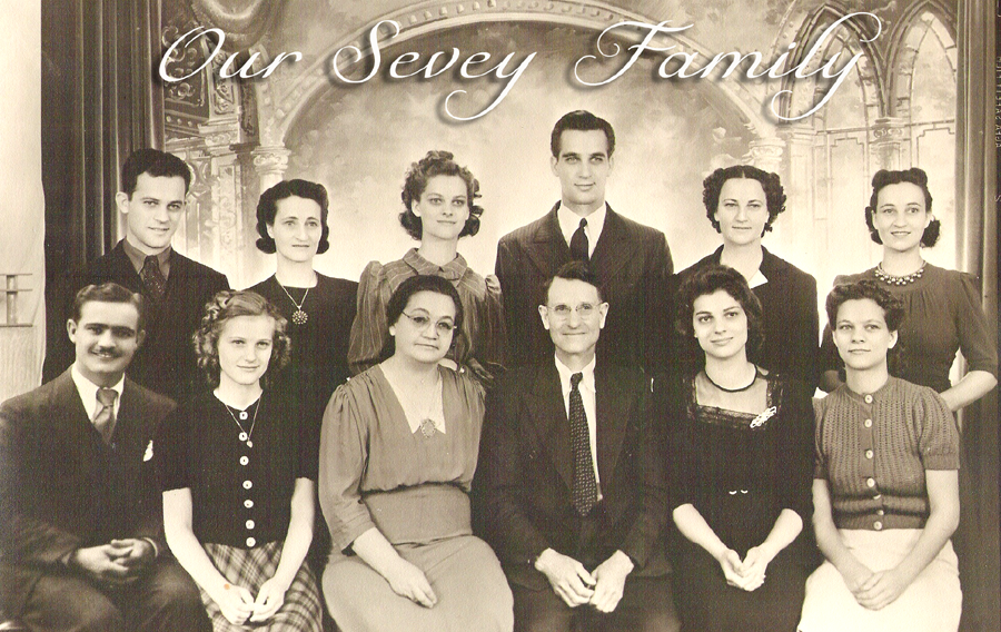 Our Sevey Family
