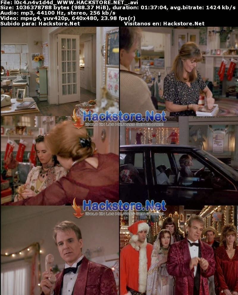Captura Loca Navidad (1994) DVDRip Latino