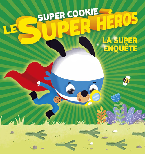 La Super enquete de Super Cookie